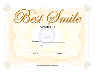 Best Smile Yearbook