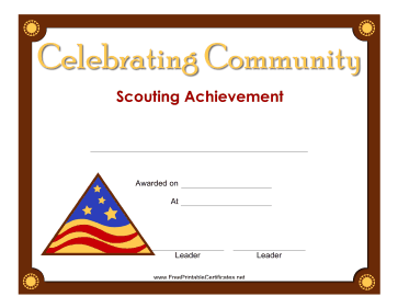 Celebrating Community Badge