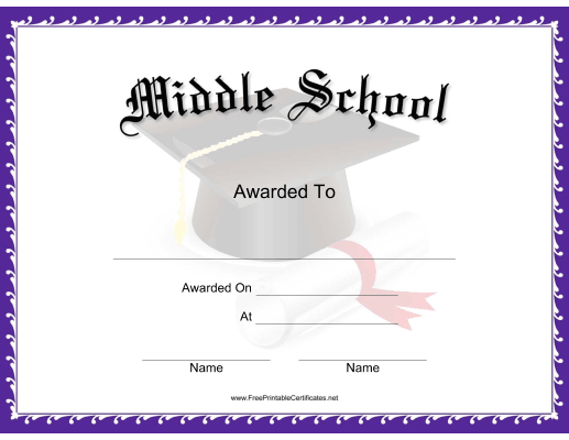 Mortarboard Middle School