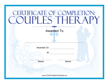 Religious Couples Therapy