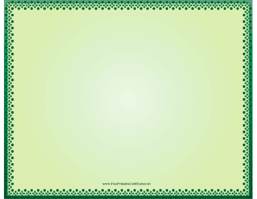 Simple Border