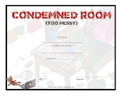 Condemned Room