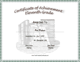 Eleventh Grade Achievement