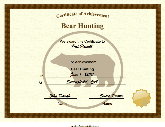 Hunting Bear Achievement