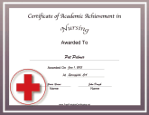 Nursing Academic