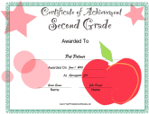 Second Grade Achievement