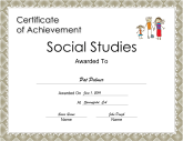 Social Studies Achievement