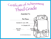 Third Grade Achievement