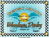 Woodcar Derby Design Award