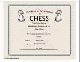 Achievement in Chess