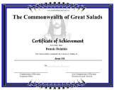 Achievement - Jesus