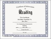 Achievement for Reading