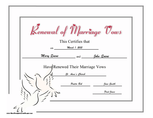 Printable Marriage Certificates Template from cdn.freeprintablecertificates.net