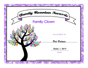 photograph relating to Free Printable Family Reunion Certificates titled Most up-to-date Additions - No cost Printable Certificates