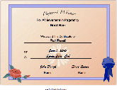 employee of the quarter certificate printable certificate
