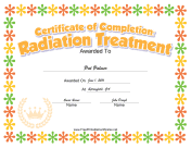 certificates of completion free printable certificates