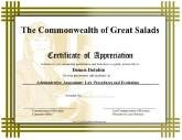Certificates of appreciation free printable certificates appreciation yadclub