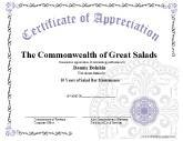 Certificates of appreciation free printable certificates certificates of appreciation yadclub Gallery
