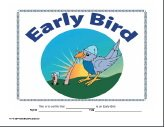 Joke certificates free printable certificates early bird yadclub Gallery
