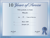 Business Certificates - Free Printable Certificates